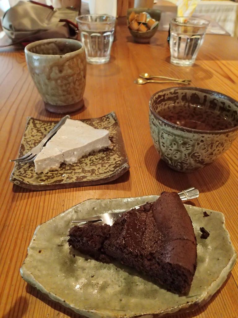 精進ケーキ