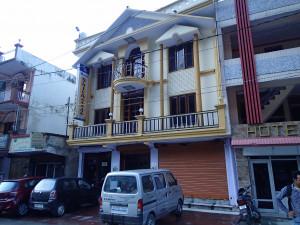 Sivananda hotel