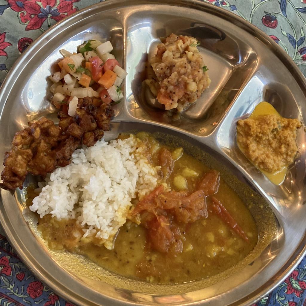 ビハール田舎料理